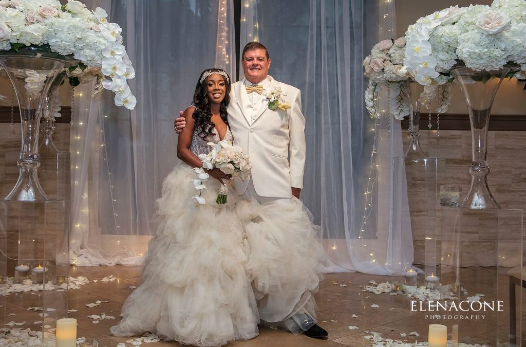 Chrissy and Larry's Luxury Dream Wedding in Dallas, TX