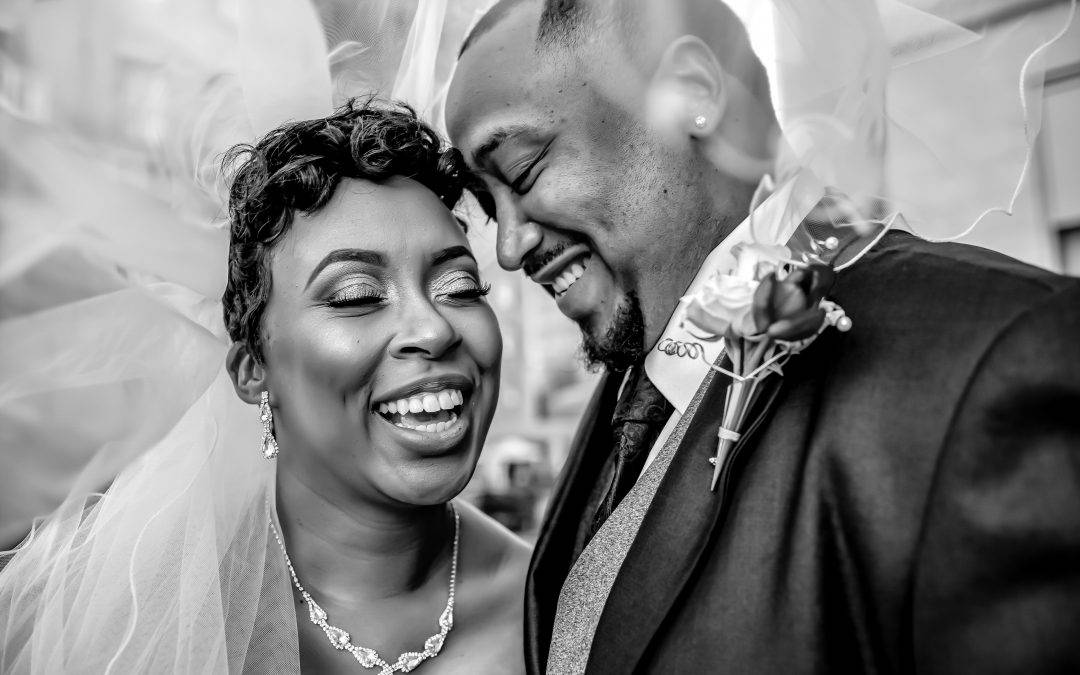 Darren and Cici's Charming and Romantic Elopement in Dallas, TX