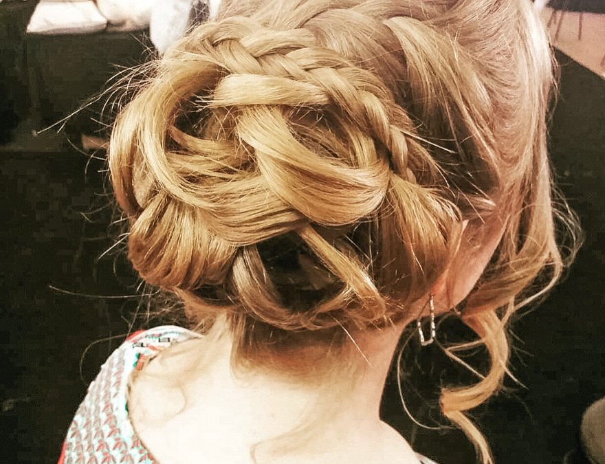 Few of My Favorite Wedding Vendors–Hairstylist Jasmine Butler