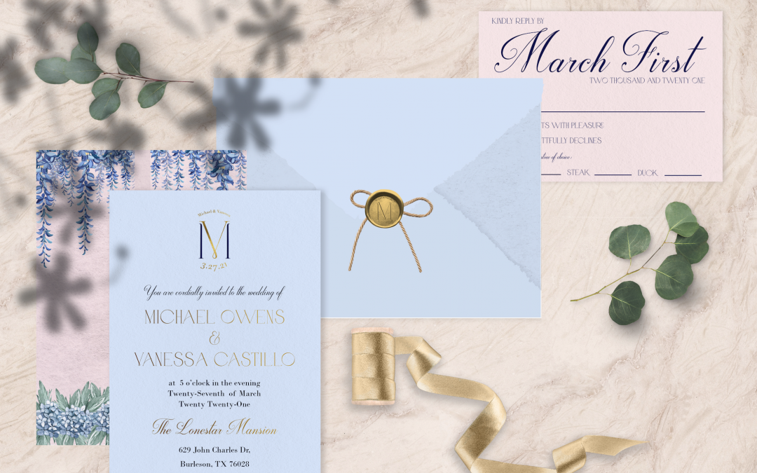 The Importance of Stationery in a Wedding