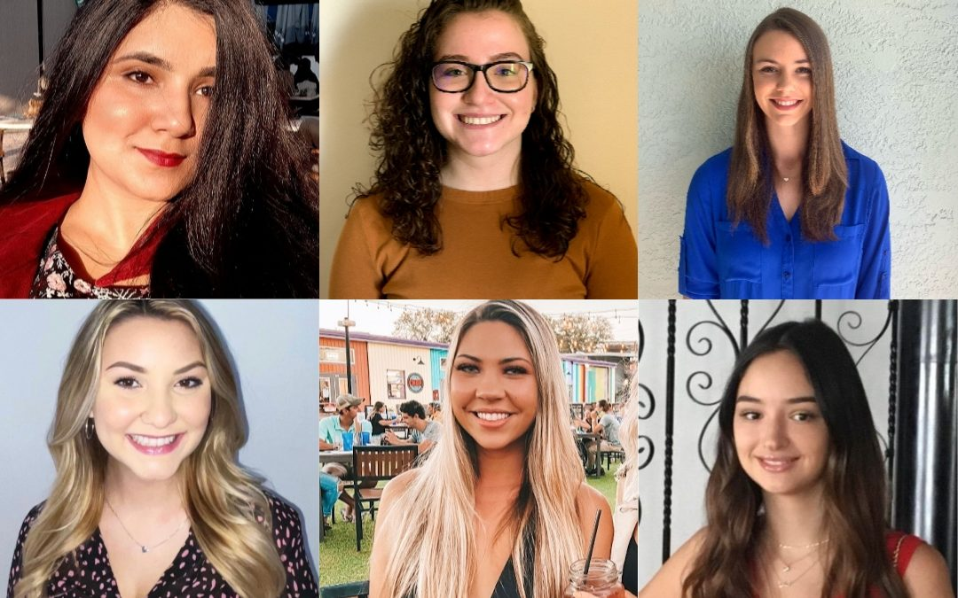 Introducing PRP Spring Interns 2021!