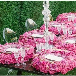 Intimate weddings can be luxurious